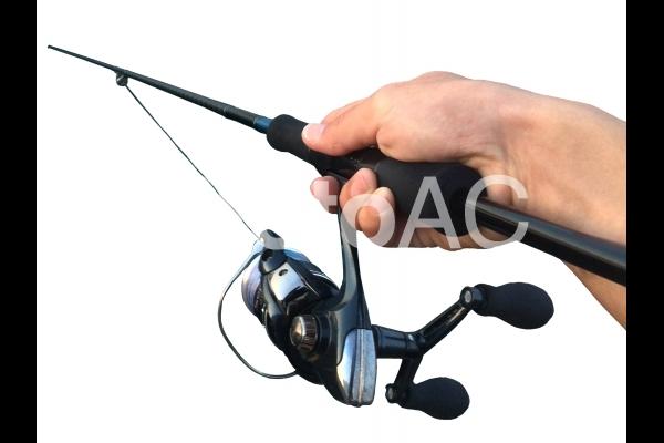 釣竿クリッピングマスク02の写真