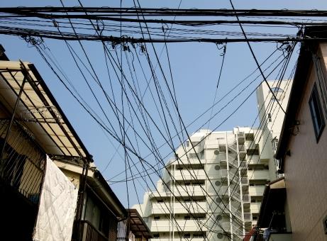 東京 tokyo 16 通信 電話 インターネット ファイバー 光 ビル 住宅 空