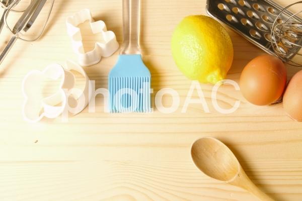 材料と道具063の写真
