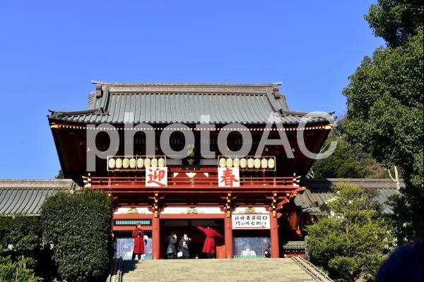 八幡宮の写真