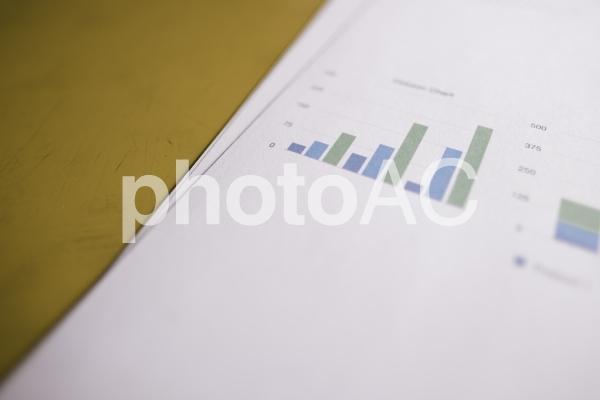 チャートグラフ・棒グラフ7の写真