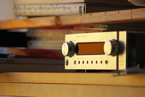 音響 アンプ オーディオ ステレオ ノスタルジック 夕やけ 昼下がり 音楽 センチメンタル pa プレーヤー
