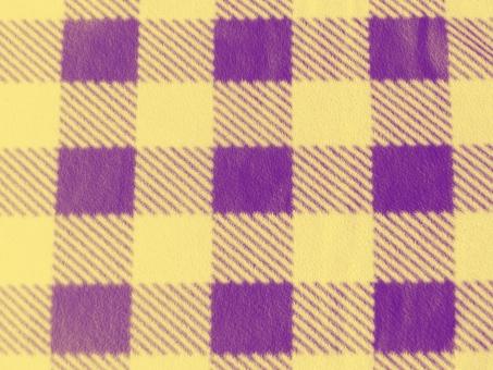 背景 背景素材 背景画像 バック バックグラウンド グラデーション テクスチャ 壁紙 格子 四角 市松模様 幾何学 チェック ストライプ 布 服 生地 織物 模様 パターン 毛布 background texture gradation wallpaper tile square pattern 黄色 クリーム イエロー yellow cream 紫 パープル purple