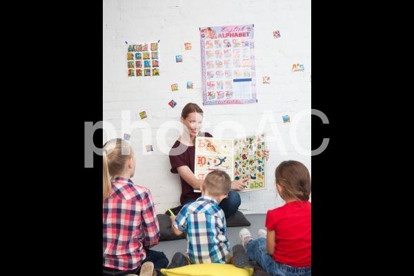 幼児教室10の写真