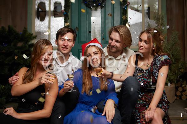クリスマスパーティー10の写真