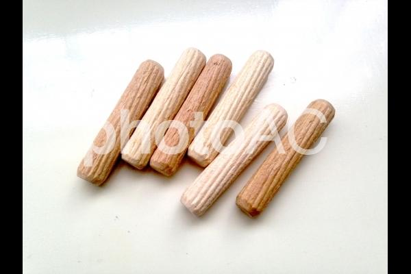 木ダボの写真