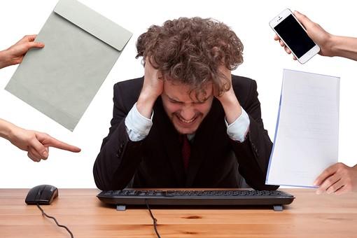 「忙しい フリー画像」の画像検索結果