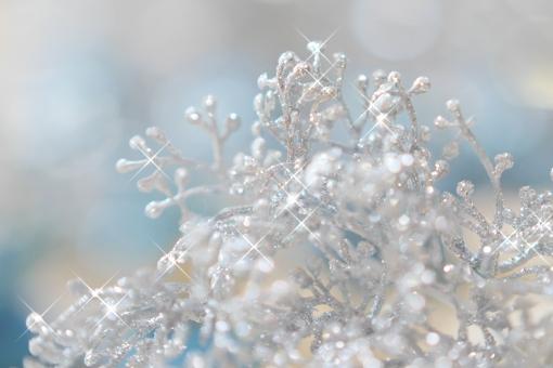 結晶 雪 白 冬 銀色 クリスマス 背景 壁紙 テクスチャ テクスチャー ブルー 青 水色 キラキラ 小物 雑貨 クラフト 銀 雪の結晶 氷 素材 結晶 テクスチャー 12月 1月 2月 光