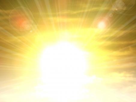 朝日 朝 早朝 日出 日の入り 太陽 日光 お日様 後光 光沢 反射 フラッシュ 空 雲 大空 朝日背景 朝日素材 チラシ素材 web素材 web背景 目出度い めでたい ご来光 ごらいこう 正月 初日の出 あさひ アサヒ 元旦 正月