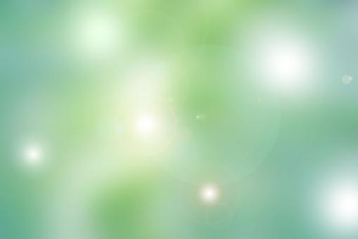 緑 背景 テクスチャー グリーン 黄緑 緑 イメージ 水色 背景 グリーン ぼけ ボケ ぼんやり きらり きらきら 柔らか ソフト ふんわり フレアー ハレーション, 逆光 太陽 光 木漏れ日 濃い キラキラ ぼやける