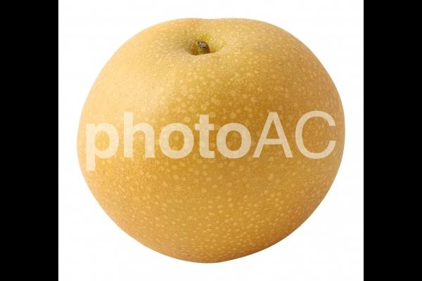 梨(切り抜きパス付・PSD背景透過)の写真