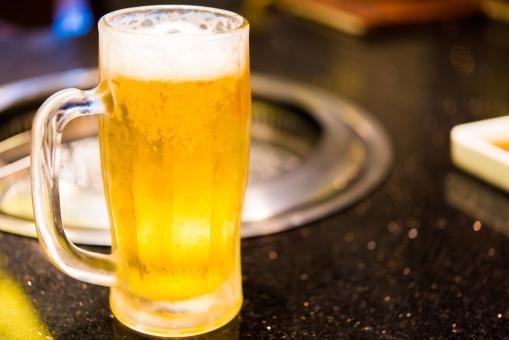 ビール 焼肉 飲み会 デート コンパ アルコール 美味しい 冷たい グリル 女子会 ジョッキ 生ビール アフター