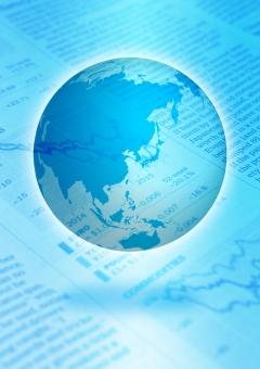テクスチャ テクスチャー ビジネス 背景素材 背景 バックグラウンド グローバル 地球 地図 経済 金融 ワールド マップ ユーロ 円 ドル ポンド 市場 世界経済 世界情勢 新聞 為替 取引 レート 投資 株式 マネー 儲ける 先物取引 景気
