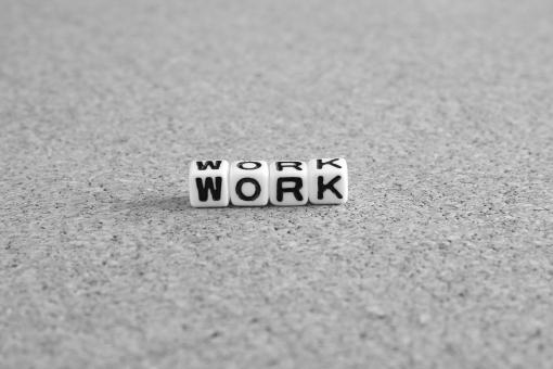 ワーク 働く 仕事 作業 労働 働き方 在宅 work Work WORK 休み 稼働日 給与 給料 対価 求人募集 会社 企業 ビジネス 業務 シフト バランス 休日 労働時間 就業 制服 副業 本業 収入 ストレス