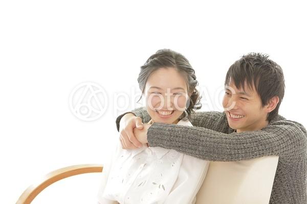 仲良しカップル6の写真