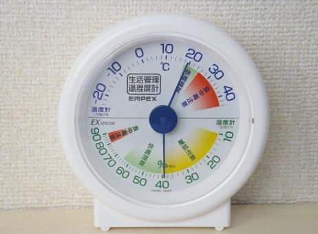 湿度計 湿度 % パーセント 計る 計器 アナログ 目盛り 卓上 小型 体調管理 空調 管理 風邪対策 風邪予防 健康 美容 食中毒 保温 インフルエンザ 梅雨 気温 ℃ 温度計 温度 乾く 乾燥 ジメジメ じめじめ むしむし ムシムシ 蒸す 湿気 湿気対策 お風呂場 浴室 暑い 寒い 健康管理 乾き 保湿
