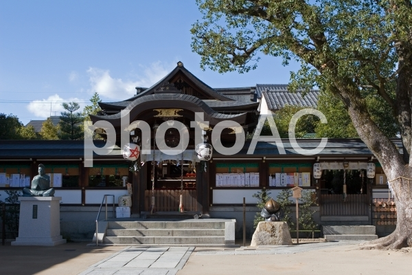 京都 晴明神社の写真