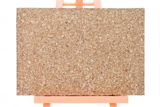 コルク コルクボード メッセージボード メッセージ 伝言板 案内板 ボード 厚板 イーゼル広告 伝言 看板 コミュニケーション 茶色 素材 背景 板 文房具 案内 余白 空白 空間 メニュー テクスチャ テクスチャー 木目 木肌 質感 バックグラウンド 吊るす 掛ける 紐 ロープ 糸 ベージュ 模様 パターン 平面 白背景 白バック 白 スタジオ撮影 木材 材木