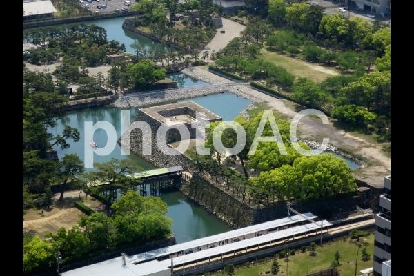 高松城 玉藻公園の写真