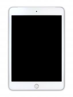 タブレット端末(PSDファイル)の写真