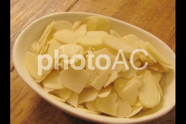 アーモンドスライス2の写真