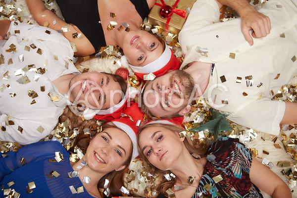 クリスマスパーティー56の写真