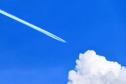 飛行機雲に関する写真写真素材なら写真ac無料フリー