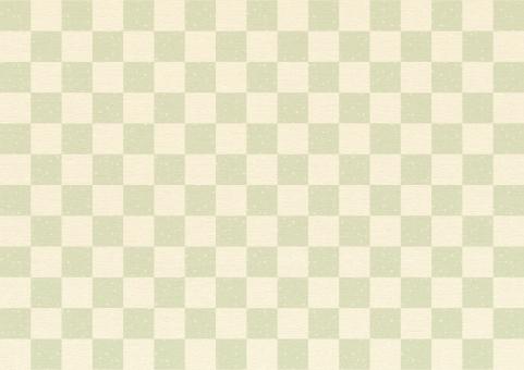 背景 ハンドメイド パッチワーク カントリー 紙 カード 壁紙 バック クラフト 柄 模様 パターン 市松模様 和モダン 和風 和柄 和食 和紙 和 年賀状 お品書き おしながき メニュー テクスチャ テクスチャー 緑 みどり グリーン きみどり 黄緑 キミドリ 若草 若草色