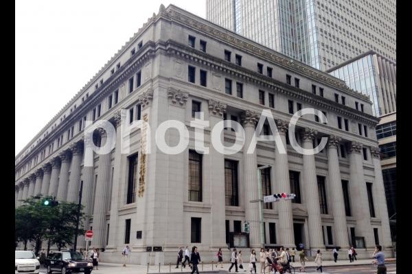 銀行 メガバンクの写真