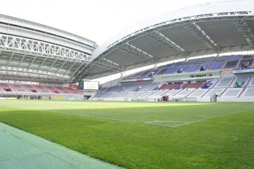 スタジアム サッカー ラグビー 競技場 なでしこ