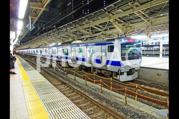 上野東京ライン 常磐線 E531系の写真