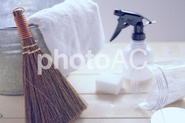 掃除の時間ですの写真