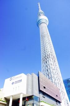 東京スカイツリー 東京 TOKYO SKY TREE Tokyo Sky Tree tokyo sky tree タワー tower Tower 浅草 すみだ 水族館 青空 青 空 あおぞら あお そら 634m 観光 そらまち ソラマチ blue Blue Soramachi