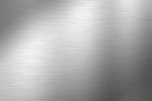 グレーのテクスチャ[鉄板]の写真
