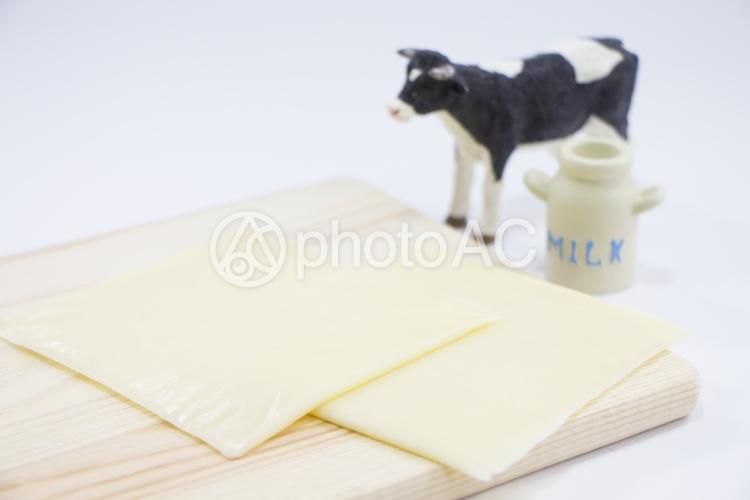 スライスチーズの写真