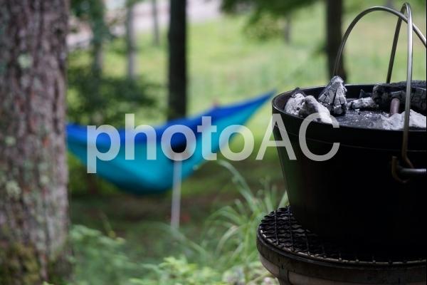 ダッチオーブンの写真