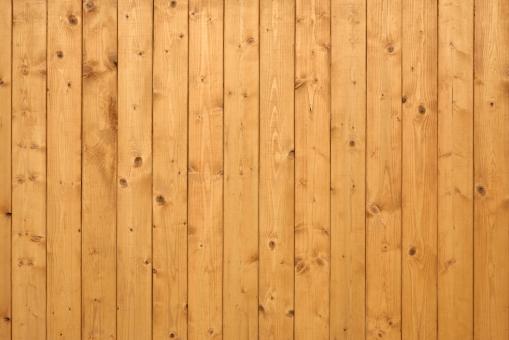 木目の板のテクスチャー の写真