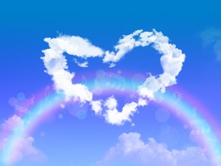 「ハート雲」の画像検索結果