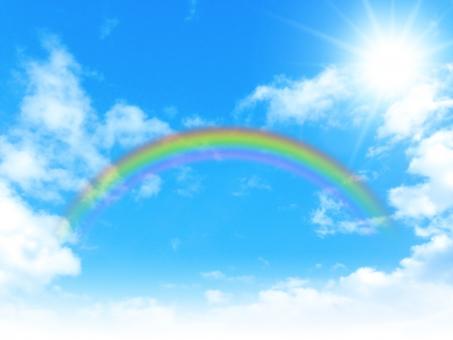 空 雲 晴れ 青空 屋外 バック 素材 青 無人 積雲 白 広角 爽快 積乱雲 背景 バックグラウンド 爽やか 水色 青 寒色 エコ 環境 ブルー テクスチャ 風 バックグランド バックイメージ 背景素材 背景素材 バックイメージ 背景デザイン 壁紙 透明感 潤い グラデーション グラフィック 柔らかい 自然 ナチュラル 風 そよ風 真夏 初夏 春 スカイブルー 天空 太陽   日光 日中 合成 天気 大空 光 快晴 景色 風景 夏 虹 レインボー 七色