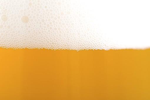 ビール 麦酒 beer お酒 酒  飲酒 呑む 飲む アルコール alcohol 宴会 居酒屋 酒屋 パーティー party 酒盛り 晩酌 宴 宴席 飲み会 祝宴 呑み会  あわ 泡 拡大 アップ