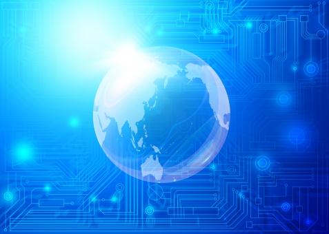 テクノロジー 回路 回路図 配線 配線図 電子 ネットワーク 地球 earth network ノード node ビジネス 先端 技術 最先端 青 ブルー blue 光 科学 サイエンス コンピューター インターネット ネット science business サイバー データ デジタル