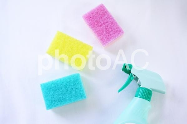 掃除道具の写真