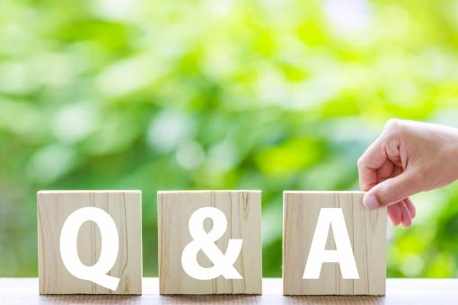 木製 ビジネスイメージ Q&Aの写真