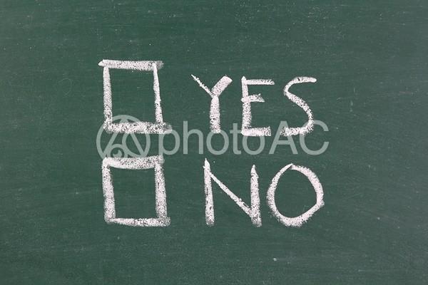 チョークで書かれた文字6の写真