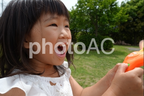 たのしい!子供 の写真