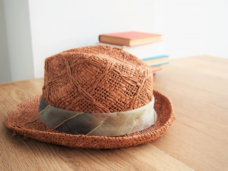 麦わら帽子 麦藁 帽子 麦わら ストローハット ぼうし 夏 夏休み 休暇 休憩 straw hat summer