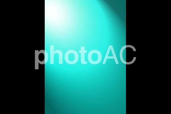 照明 水色 A4塗り足しサイズの写真