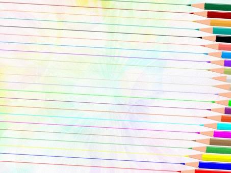 色鉛筆 色えんぴつ いろえんぴつ 鉛筆 えんぴつ エンピツ 背景 風景 景色 テクスチャ テクスチャー カラフル 壁紙 和紙 和風 学校 美術 イラスト デザイン 学校素材 デザイン素材 鮮やか 文具 筆記用具 文房具 落書き 下書き メモ帳 メモ メッセージカード
