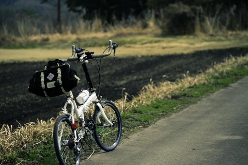 高原 自転車 カメラ ポタリング サイクリング 撮影 ミニベロ 蒜山 真庭市 岡山