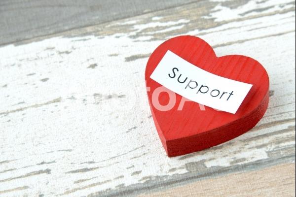 ヘルプ・サポートイメージの写真